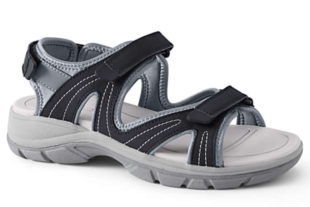 Lands 'End All Weather Sandal, sandales de randonnée pour femme